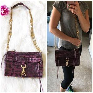 💕💖 REBECCA MINKOFF Full Size MAC Crossbody Bag